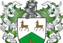 IRELAND`s family crests
