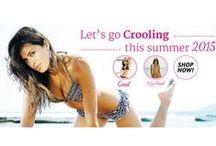 New Summer Collection 2015 by Miss Crool / Νέα κολεξιόν σε γυναικεία μαγιώ από την εταιρεία Miss Crool Swimwear αποκλειστικά στο My Babydoll.   Δείτε όλη την νέα συλλογή εδώ > http://bit.ly/1QyO8PG