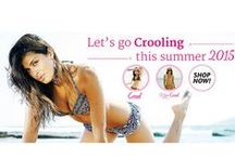 New Summer Collection 2015 by Crool / Νέα κολεξιόν σε γυναικεία μαγιώ από την εταιρεία Crool Swimwear αποκλειστικά στο My Babydoll. Δείτε όλη την νέα συλλογή εδώ > http://bit.ly/1QyO8PG