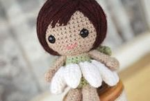 I would like to try Amigurumi