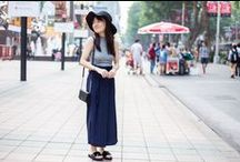 Be Streetstyle - Singapore / Be Asia - Nurture your inspiration with #streetstyle #looks from #Singapore