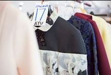 Be Backstage / Be Asia - Nurture your inspiration with #fashionweek #backstage moments