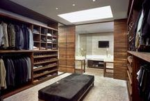 Styles for Personal Spaces and Closets