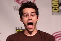 Dylan O'Brien / Also known as Stiles in Teen Wolf