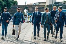 Mode Tailoring / Pitti Uomo, Savile Raw
