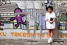 Be Streetstyle - Tokyo / Be Asia - Nurture your inspiration with #streetstyle #looks from #Tokyo