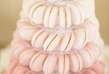 Pretty Pastels / Our favorite picks of pretty pastels on your wedding day from blush tulle to baby blue coloured macaroons we adore this soft colour scheme