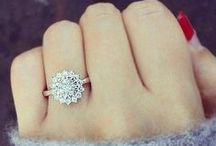 First Comes The Ring / Diamond rings we just have to say YES to!