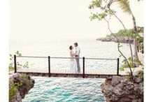 Destination Wedding / From sandy beaches to aisles with jaw dropping views, we share our favourite Destination Wedding Ideas