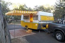 20+ favorite Aristocrat Vintage Trailers from Shady Acres Campground Pinterest Boards