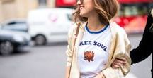 Be Streetstyle - Paris / Be Asia - Nurture your inspiration with #streetstyle #looks from #Paris