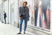 Be Streetstyle - Stockholm / Be Asia - Nurture your inspiration with #streetstyle #looks from #Stockholm