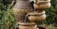 Egonoticias Fontes, Quedas de Agua e Lagos Ornamentais