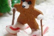 Christmas Baking / Joululeivonta / Jouluisia leivonta ohjeita ja ideoita