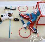 Baking: Cake designs / Leivonta: Kakku mallit