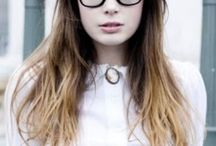 Long Hair.  / Longer hairstyles