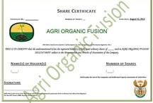 AOF Agri Organic Fushion`s SA Plant