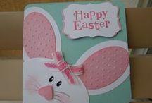 Spring Easter SU Cards / by Lisa Varga