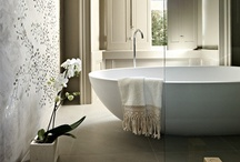 Bathrooms / #Bathroom #Showers #Bath #Shower #Rolltop #Design #Home #Modern #Interior / by Zoe Clark-Coates
