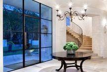 Hallways & Entrances / #Hallway #Entrance #Home #Interior #Design  / by Zoe Clark-Coates
