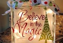 'Tis the Season / Crafts and all things holidays! / by Stephanie Marchbanks