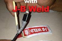 J-B Weld Projects / Projects that were J-B Weld-ed