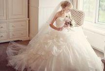 Wedding Dresses <3!