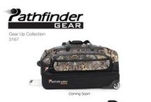 Pathfinder GEAR / High-performance travel goods for the adventurer who lives it 24-7. Time to GEAR-UP!
