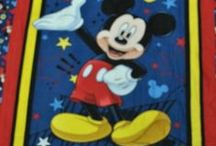 Disney Fabric! / Have a swell time picking out your Springs Creative Disney fabric at Friendship Star Quilt Shop.