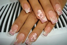 Nails and Tips / by Tonniece Anderson