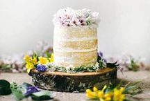 Wedding Cake / Beautifully crafted cakes, cupcakes and cake pops for your wedding / by Dreamwedding