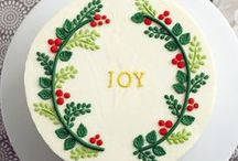 Holiday Cakes / Custom designed cakes for all kinds of holidays.