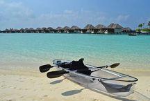 kayaks en el mundo