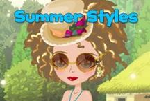 Summer Fashion / Follow for high fashion summer combinations and the most creative style ideas!