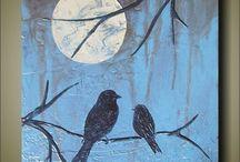 Kunst / Mooie kunstige kunstwerken en tekeningen / by Anne-laure Zwaenepoel