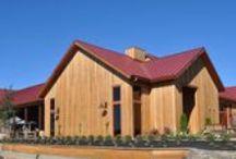 Standing Seam Metal Roofing / Standing Seam Metal Roofing
