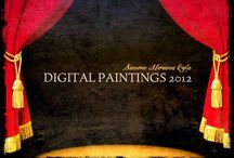 DIGITAL PAINTINGS 2012 / My 2012 Artworks