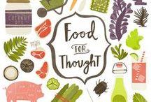 Food // Illustration