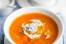soups / erilaisia keittoruokia