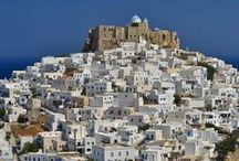 Astypalaia Island, Greece / My next island destination.