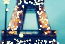 paris + repérages / Ma ville par excellence.