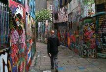 street art + repérages / il faut juste regarder autour de soi, l'art est partout.