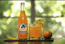 Mex It UP - Jarritos Cocktail Recipes / Why use low quality sodas in your cocktail recipes when you can use our flavorful line of Mexican sodas to Mex-it Up!   Jarritos, Soft Drink, Mexican Soda, Fruit Flavored Soda, Glass Bottle, Iconic Beverage,  Soda Mixer, Soda in a Glass Bottle, Real Sugar, Cane Sugar, Made in Mexico, Mexico, Mexican, Natural Flavor Soda, 100 percent natural sugar, Mexican food, cocktail recipes,  Naturally Flavored,  Fun Soda, Colorful Sodas,  Cocktail Mixer, Bartender, Mixologist, Soda Recipe Ideas.