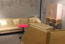Repérages sourcing mobiliers design / Repérages visite pour vous des salons professionnels internationaux à la recherche de mobiliers et luminaires - site internet : wwww.reperages-design.com