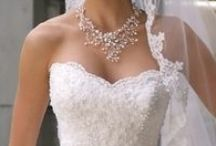Wedding Day Jewlery / Wedding day bling ideas!