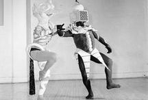 Margaret Severn, Cosmic Mask Ballet