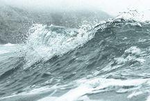 Sea Storms.
