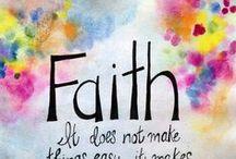 Bible & faith