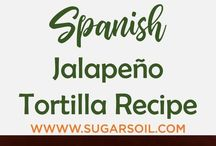 Spanish recipes / Cooking Spanish at LSC