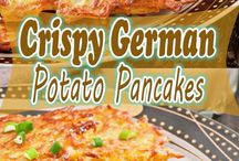 German recipes / Cooking German at LSC